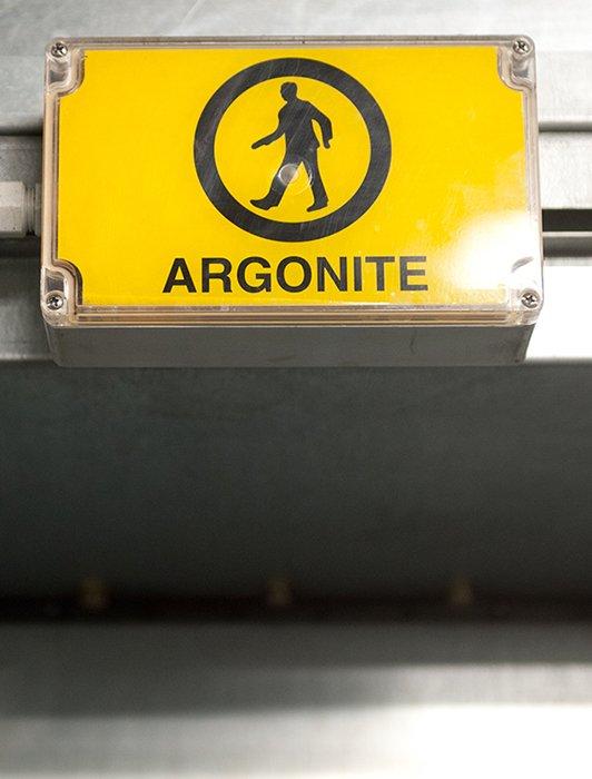 Uw back-ups worden opgeslagen in een beveiligde offsite opslagruimte.