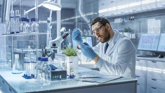 Uw laboratoriumarchief wordt beveiligd volgens de strengste normen en regels.